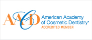 American Academy of Cosmetic Dentistry - Accredited Member