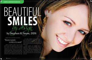 Danville Dentist Smile Design Article: Web Library